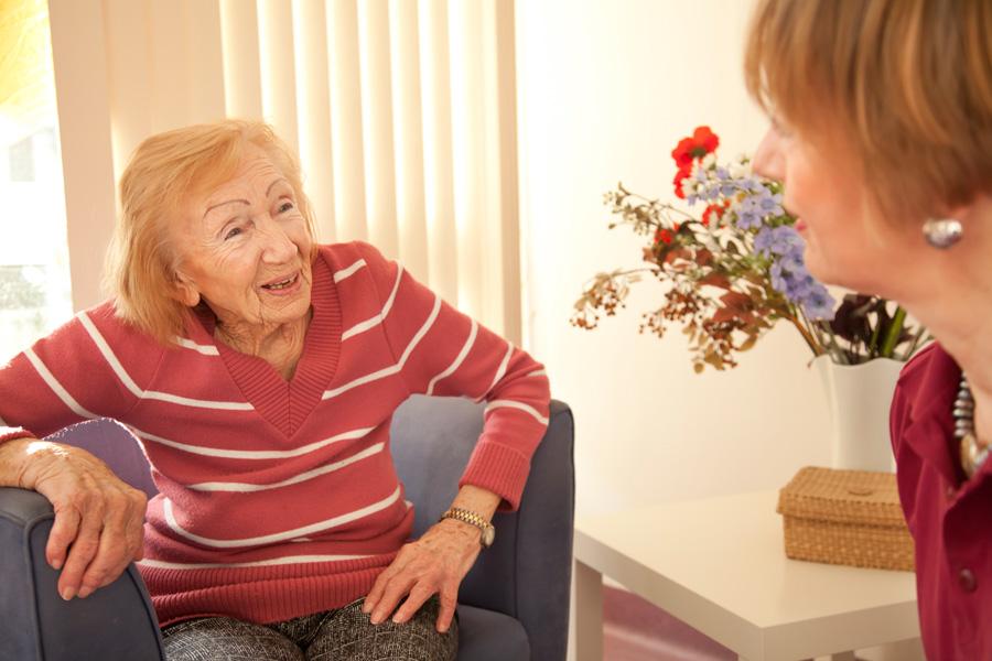 Die Neuropsychologen stehen für Gespräche und Behandlungen zur Verfügung.