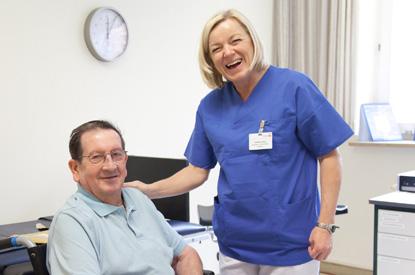 Fragebogen zur Patientenzufriedenheit