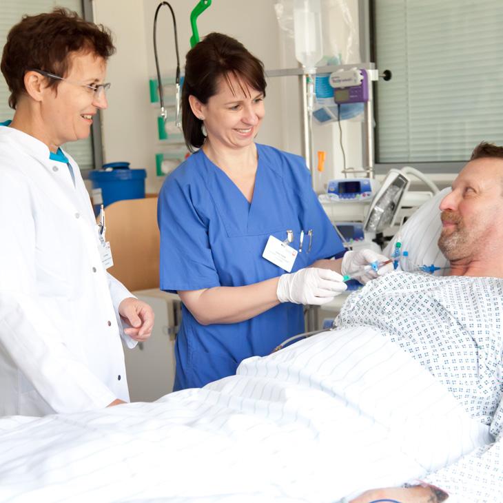 Anästhesie, Intensiv- und Notfallmedizin