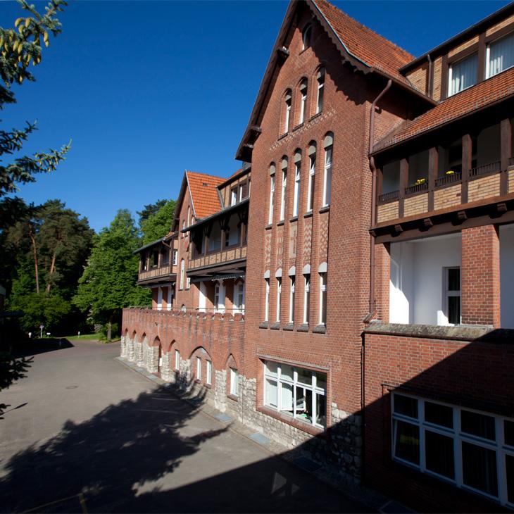 Anfahrt Dominikus-Krankenhaus Berlin