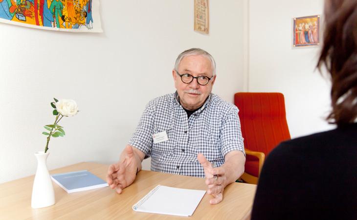 Patientenfürsprecher im Dominikus-Krankenhaus Berlin-Hermsdorf