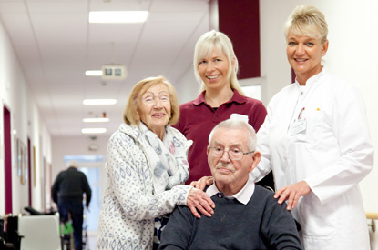 20 Jahre geriatrische Tagesklinik