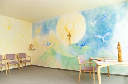 Seelsorge im Dominikus-Krankenhaus Berlin