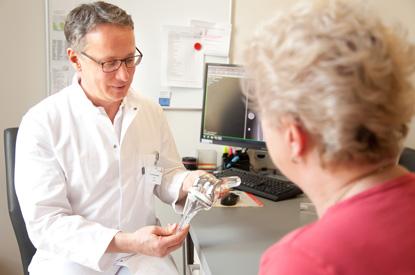 Knie- und Hüftschmerzen am 16.10.2018 - Diagnostik und Behandlung bei Arthrose