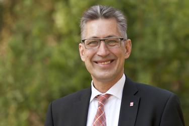 Verwaltung: Geschäftsführer Thilo Spychalski | Dominikus-Krankenhaus Berlin