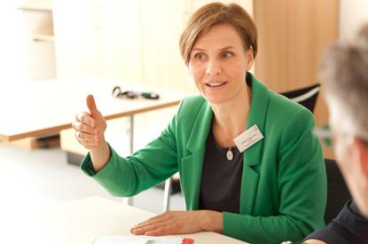 Verwaltung: Qualitätsmanagement | Dominikus-Krankenhaus Berlin