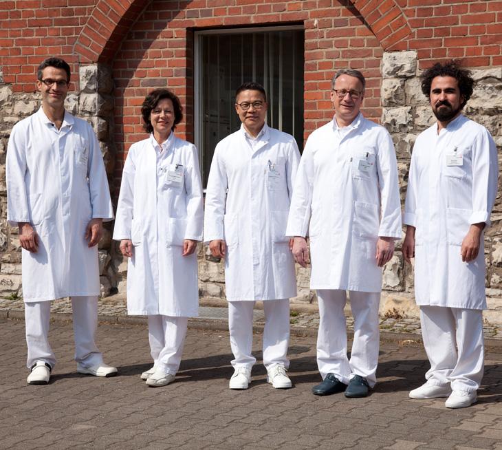 Team Orthopädie und Unfallchirurgie