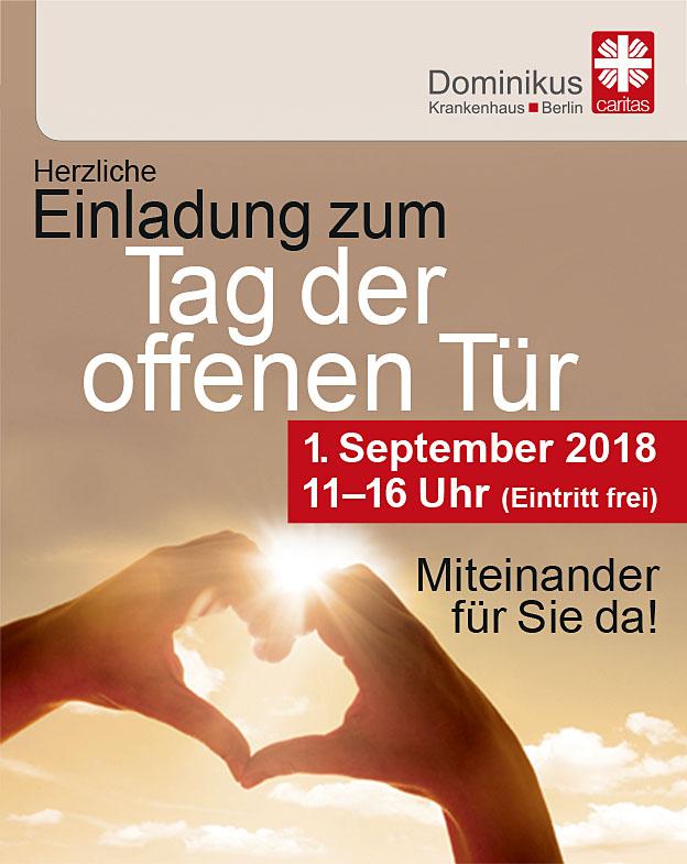 Tag der offenen Tür Dominikus-Krankenhaus Berlin