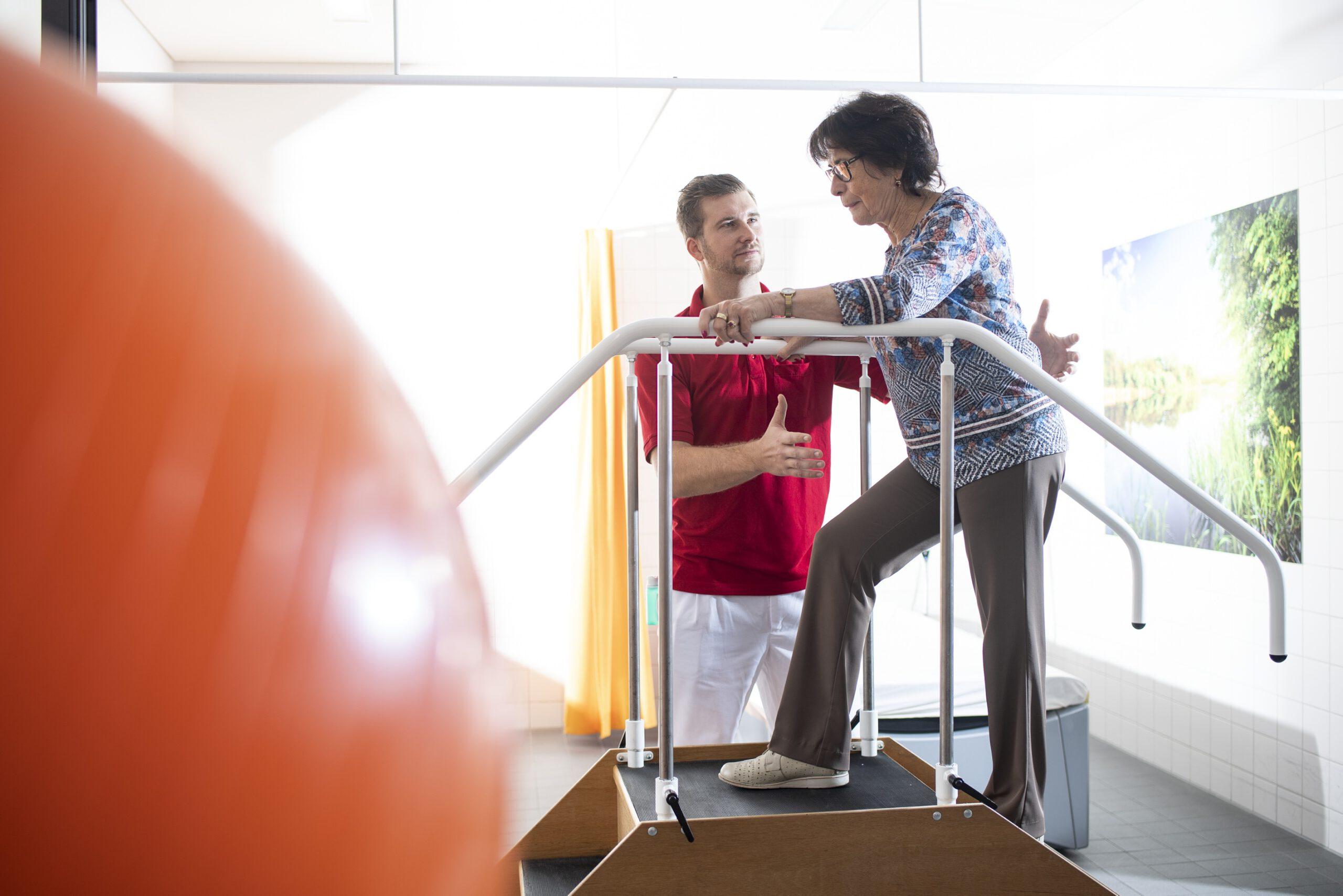 Medizinischer Infoabend  ATZ - das Alterstraumatologische Zentrum  Was das ganzheitliche Konzept so erfolgreich macht